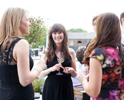 Whizz Pop Bang at The Guardian Small Business Showcase Awards - - Deputy Editor Tammy Osborne