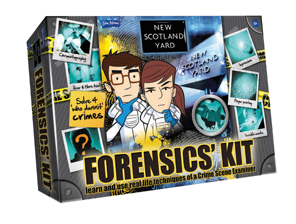 John Adams Forensic Science Kit