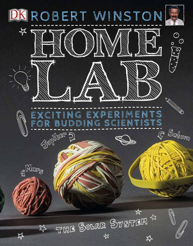 Whizz Pop Bang Science Magazine for kids Home Lab book