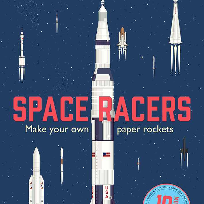 Space Racers by Isabel Thomas