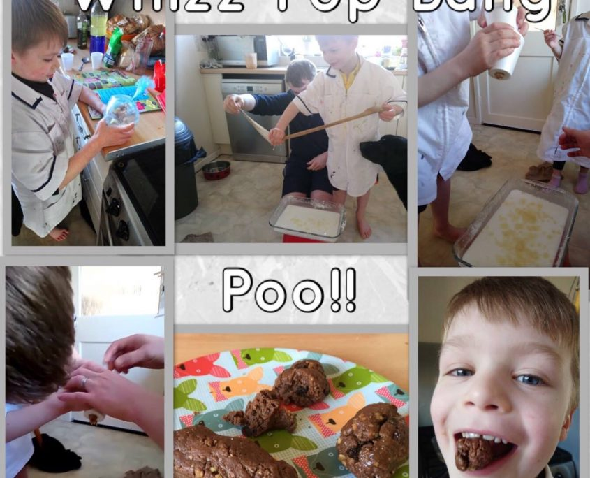 Whizz POp Bang science magazine for kids edible poo_15