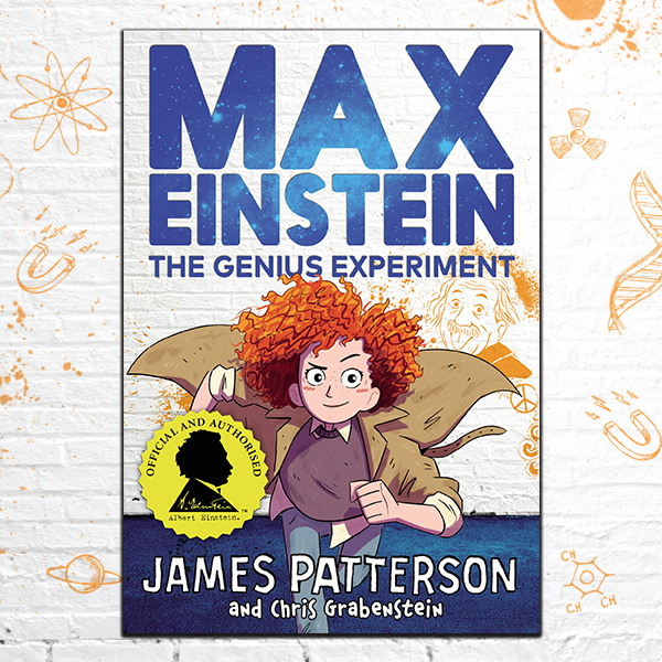 Max Einstein the genius experiment book