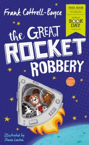 Great Rocket Robbery- Jacket