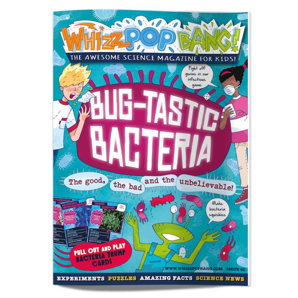 Issue 40 Bug Tastic Bacteria