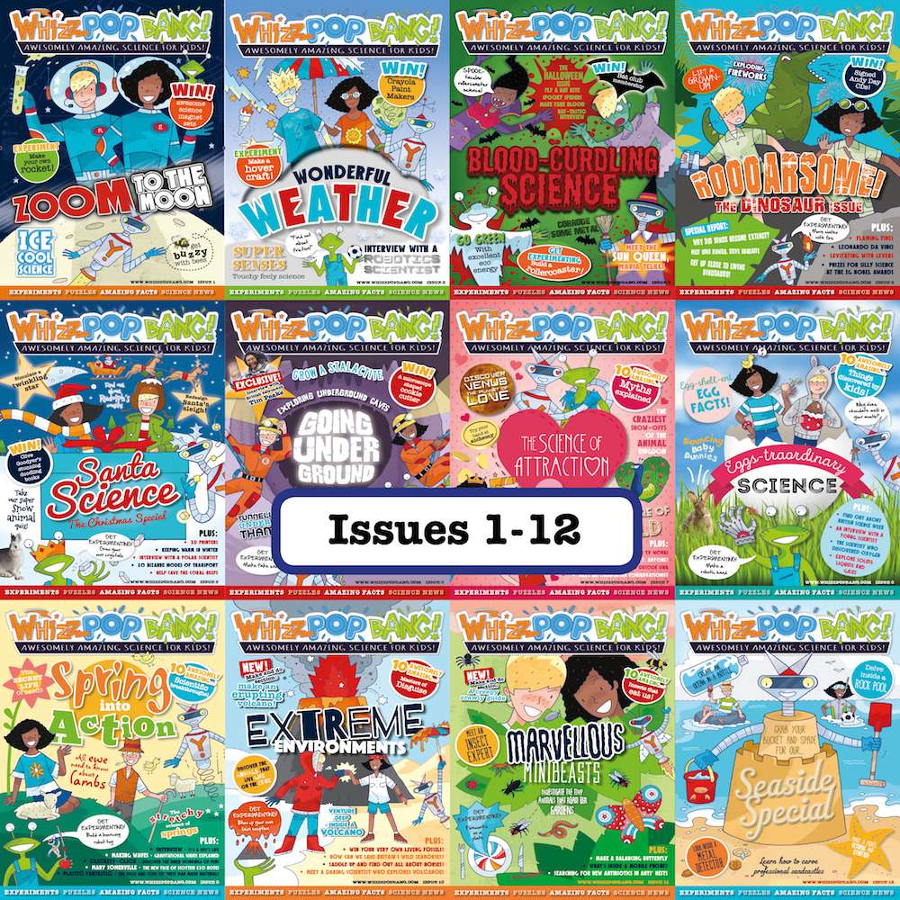 Issues 1 to 12 image 1