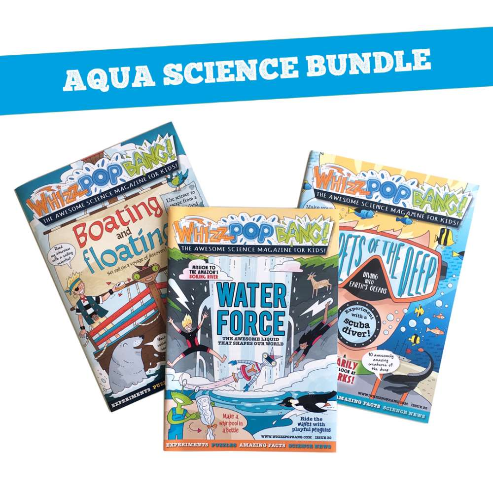 Aqua science bundle image 1