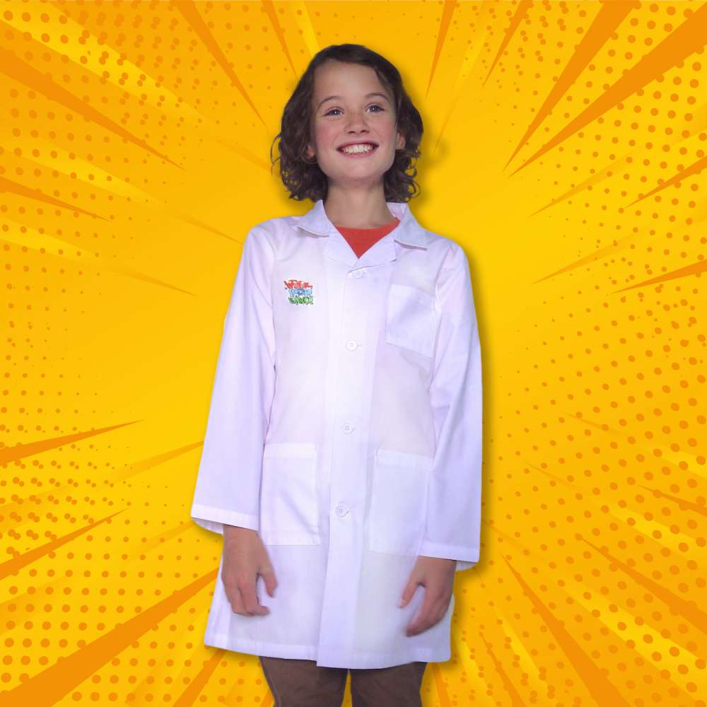 Whizz Pop Bang Lab Coat image 1