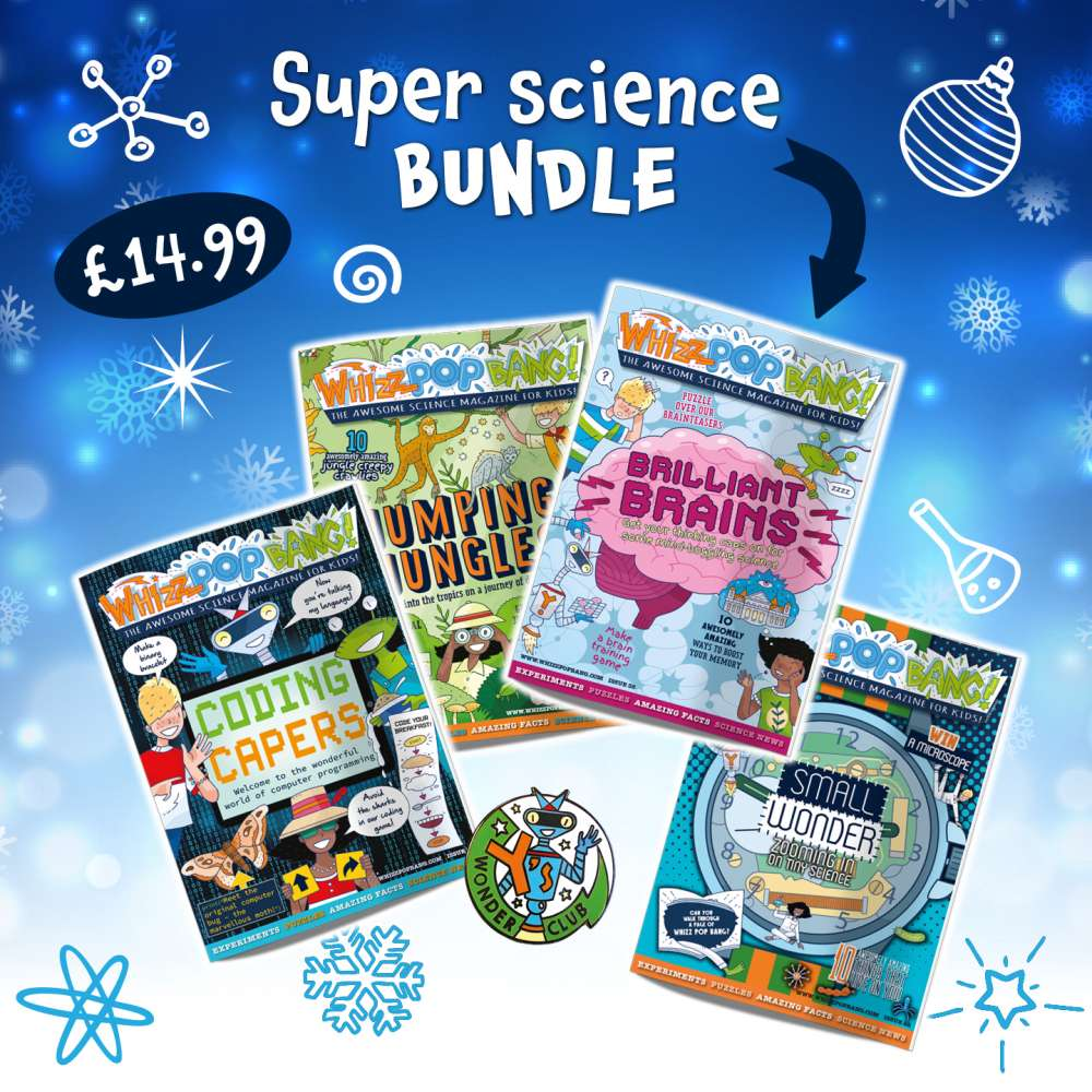 Super Science Bundle image 1
