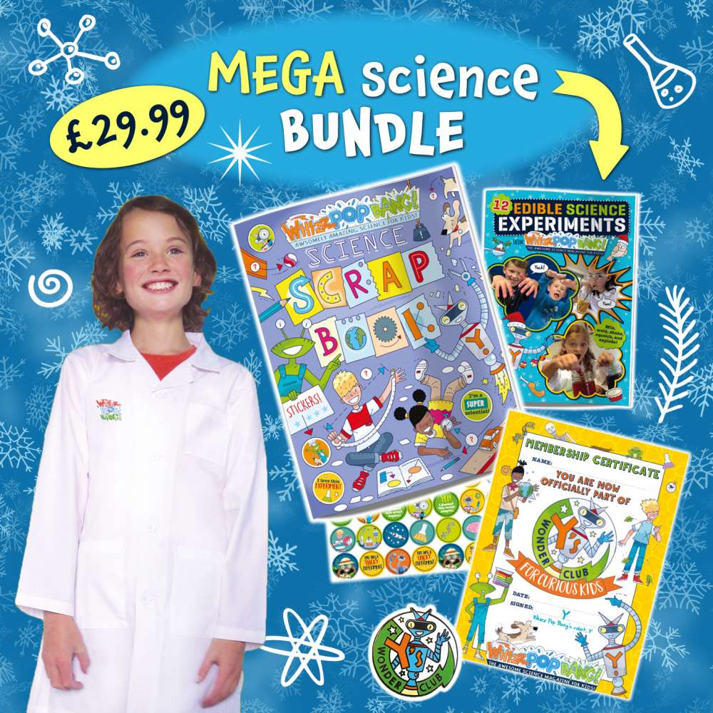 Mega Science Bundle image 1