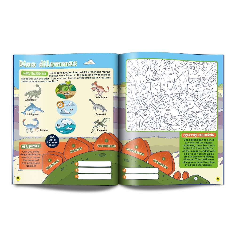 Whizz Pop Bang Science Puzzle Book image 6
