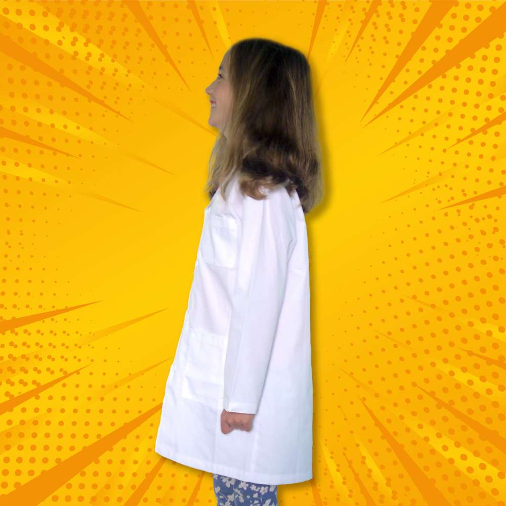 Whizz Pop Bang Lab Coat image 3