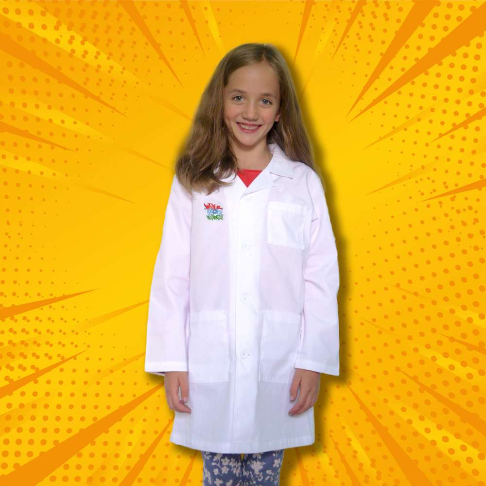 Whizz Pop Bang Lab Coat image 2