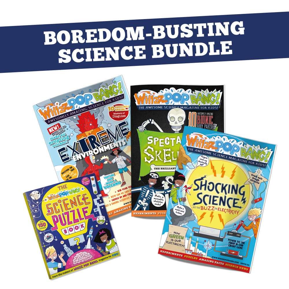 Boredom-busting science bundle image 1