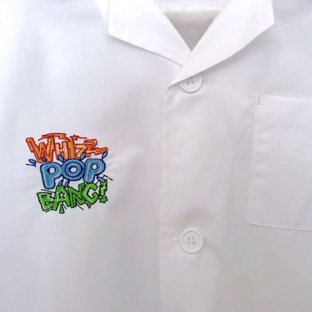 Whizz Pop Bang Lab Coat image 5