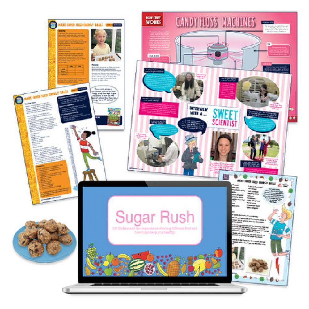 Downloadable teaching resources (1 year, small school) image 1