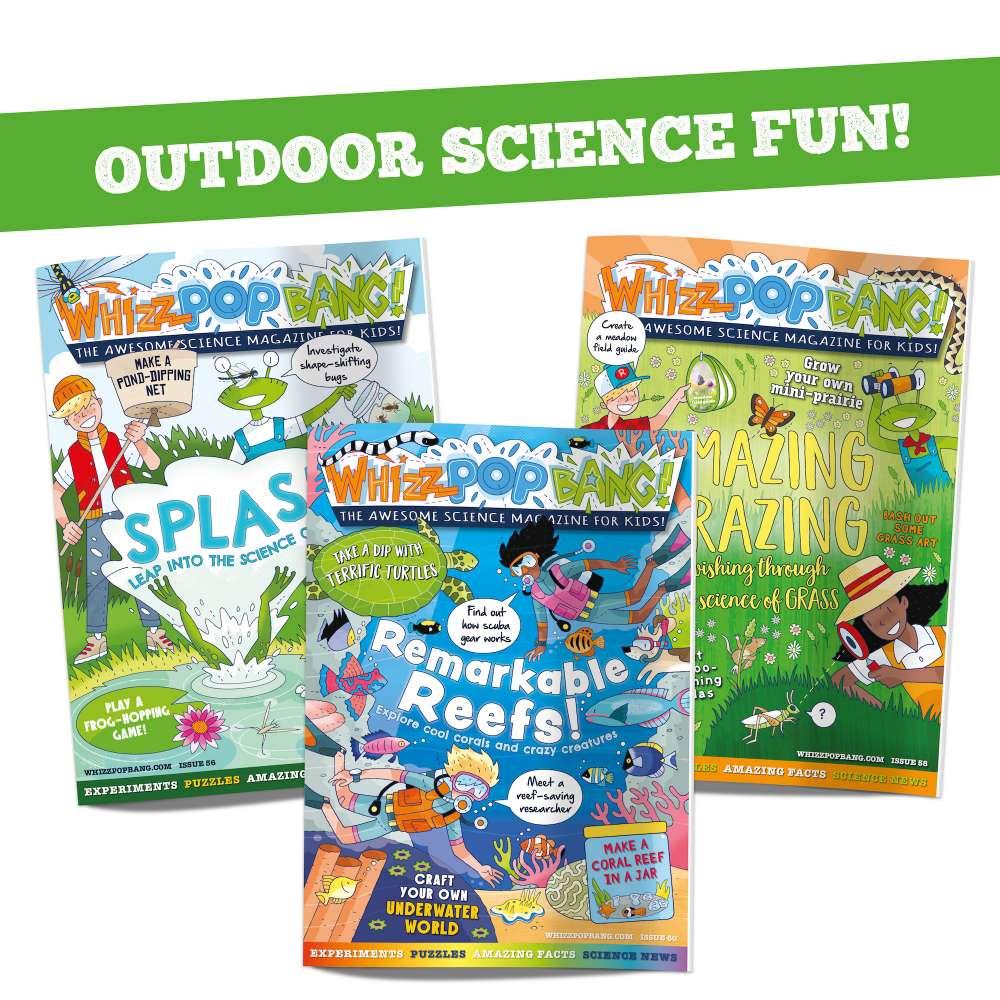 Outdoor science bundle image 1