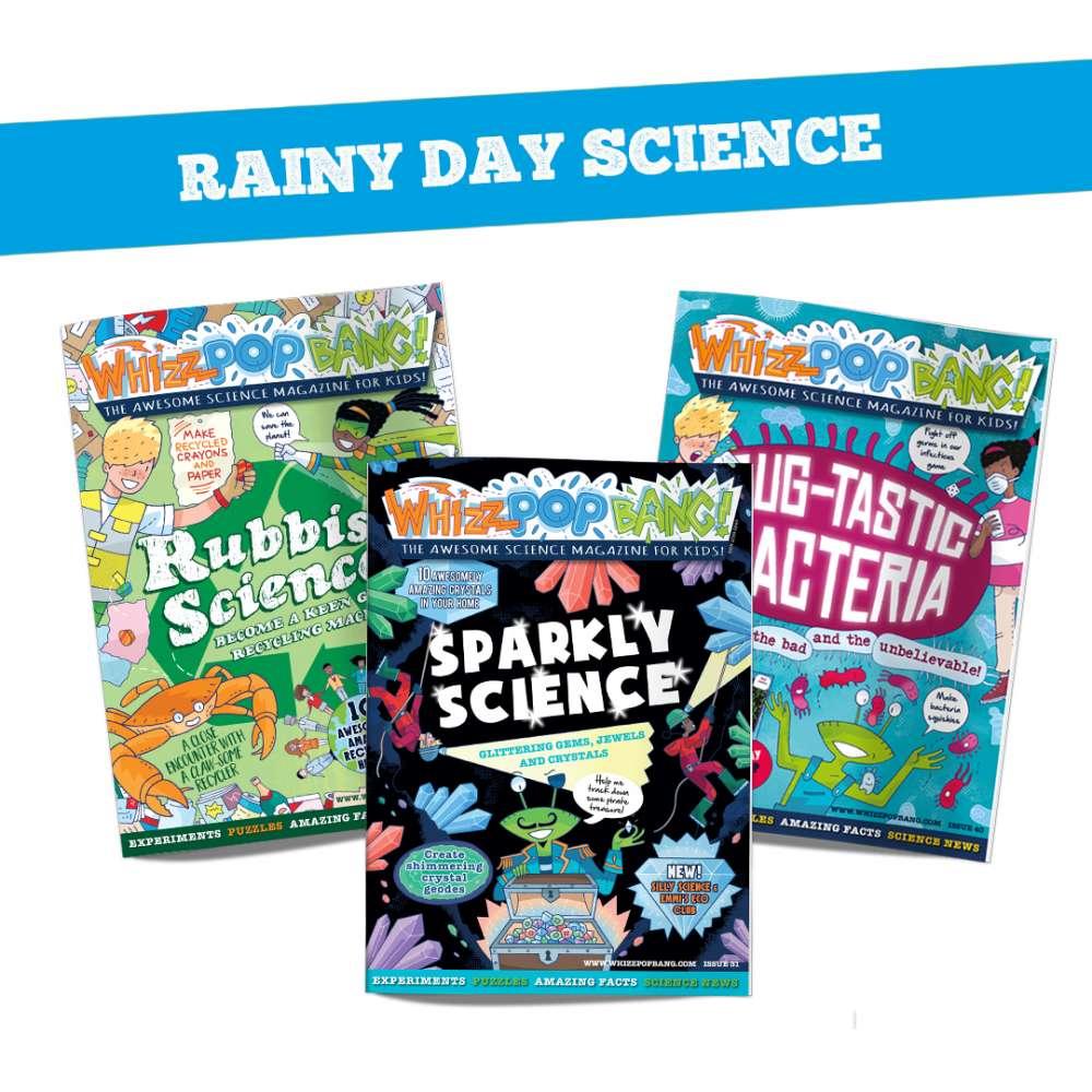Rainy day science bundle image 1