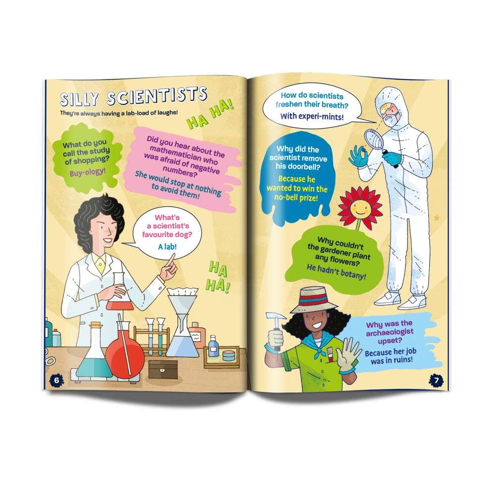 Whizz Pop Bang Science Joke Book image 4