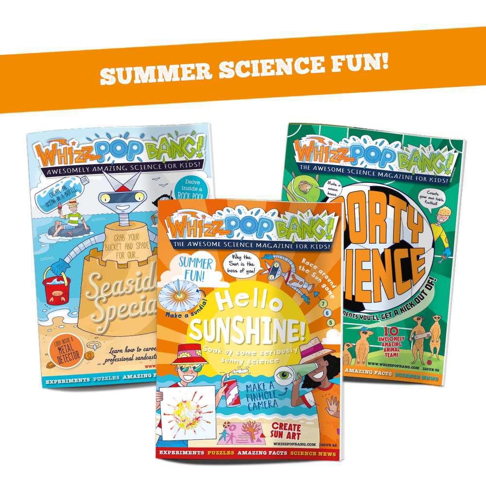 Summer science bundle image 1