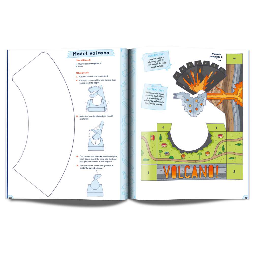 Whizz Pop Bang Snip-Out Science Book image 4