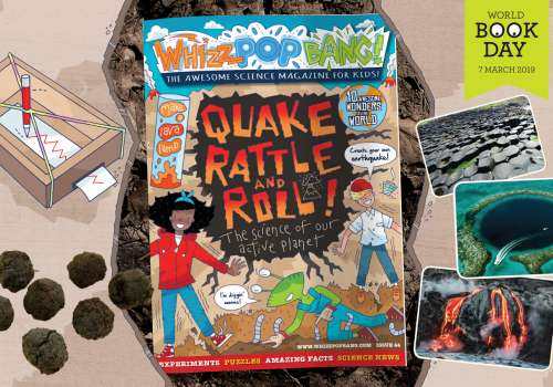 QUAKE RATTLE AND ROLL