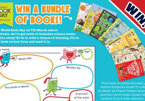 WIN all these books