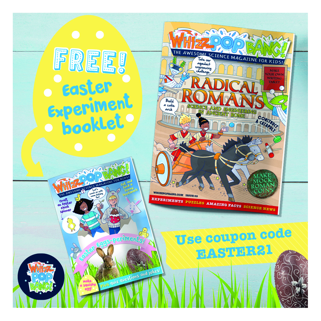 Free Easter booklet