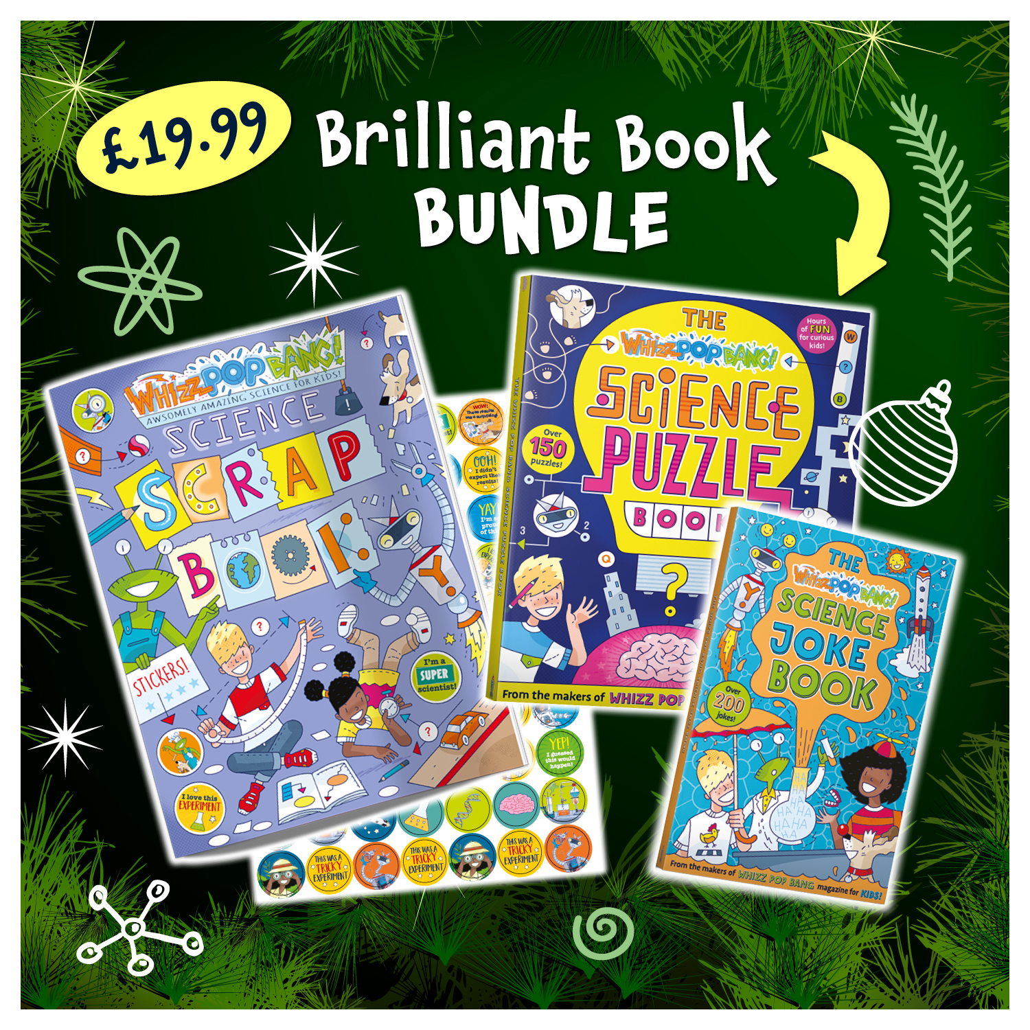 Brilliant Book Bundle