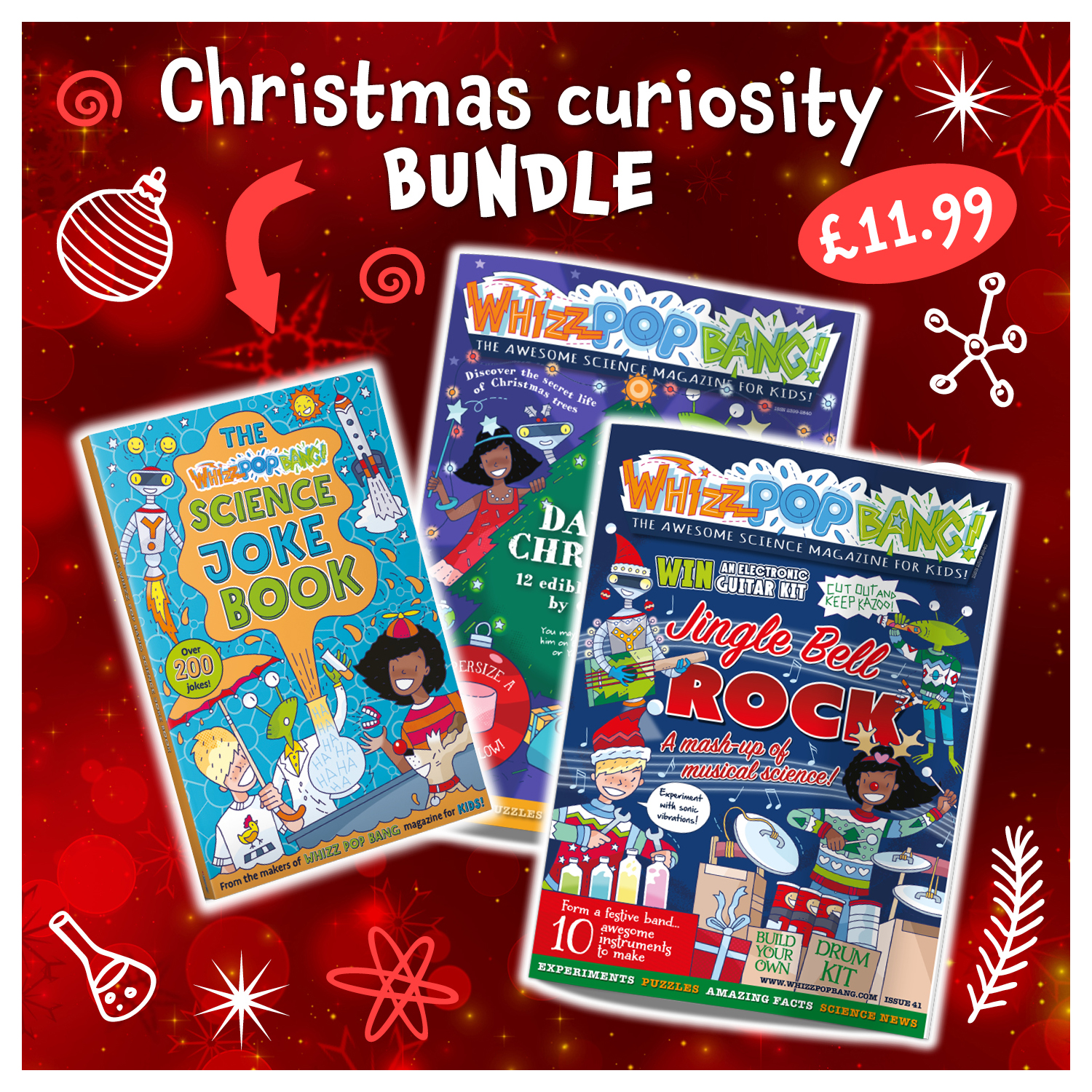 Christmas Curiosity Bundle