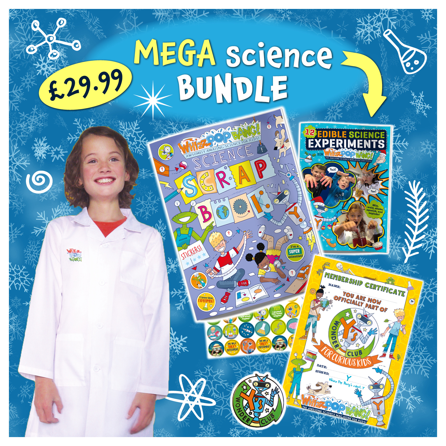 Mega Science Bundle