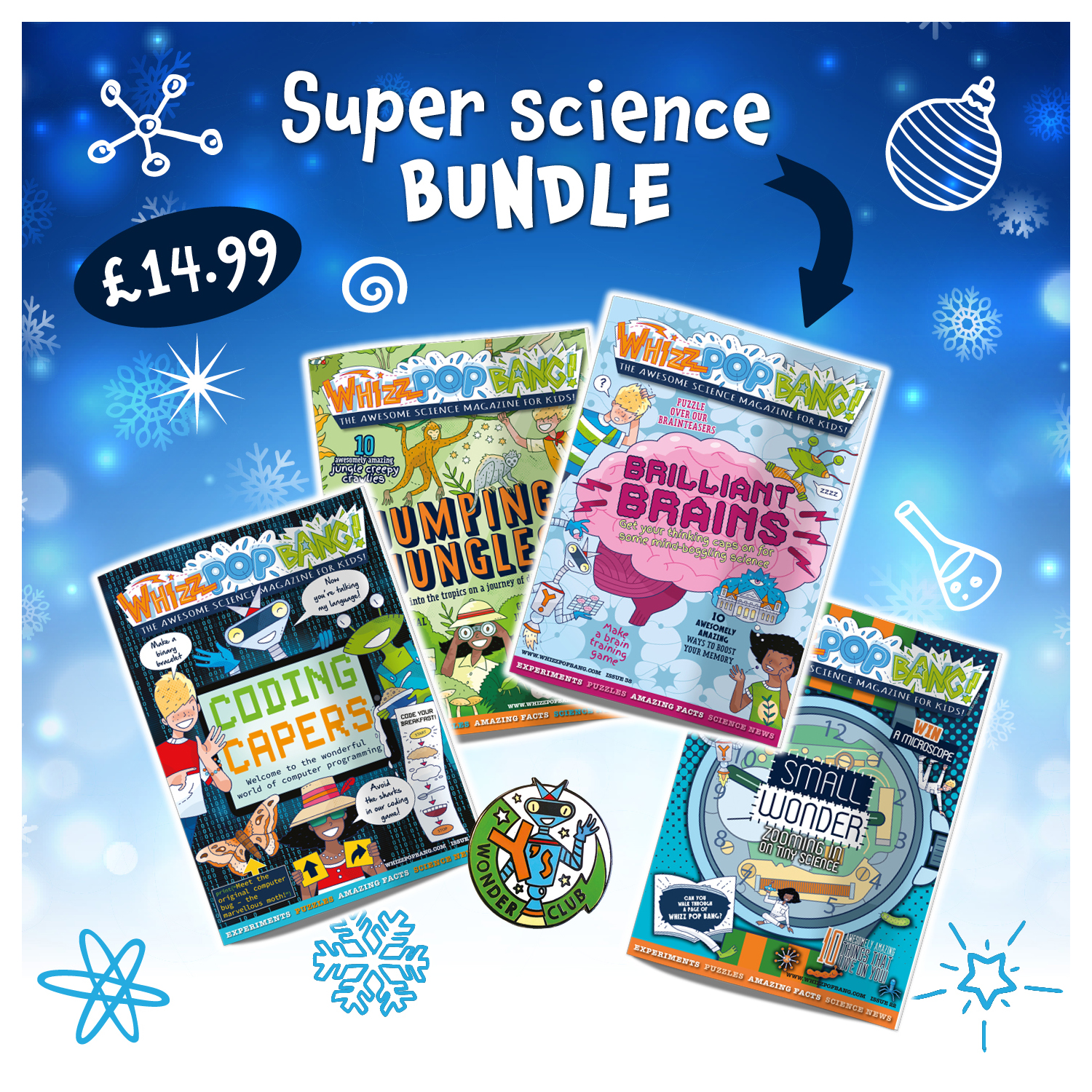 Super Science Bundle
