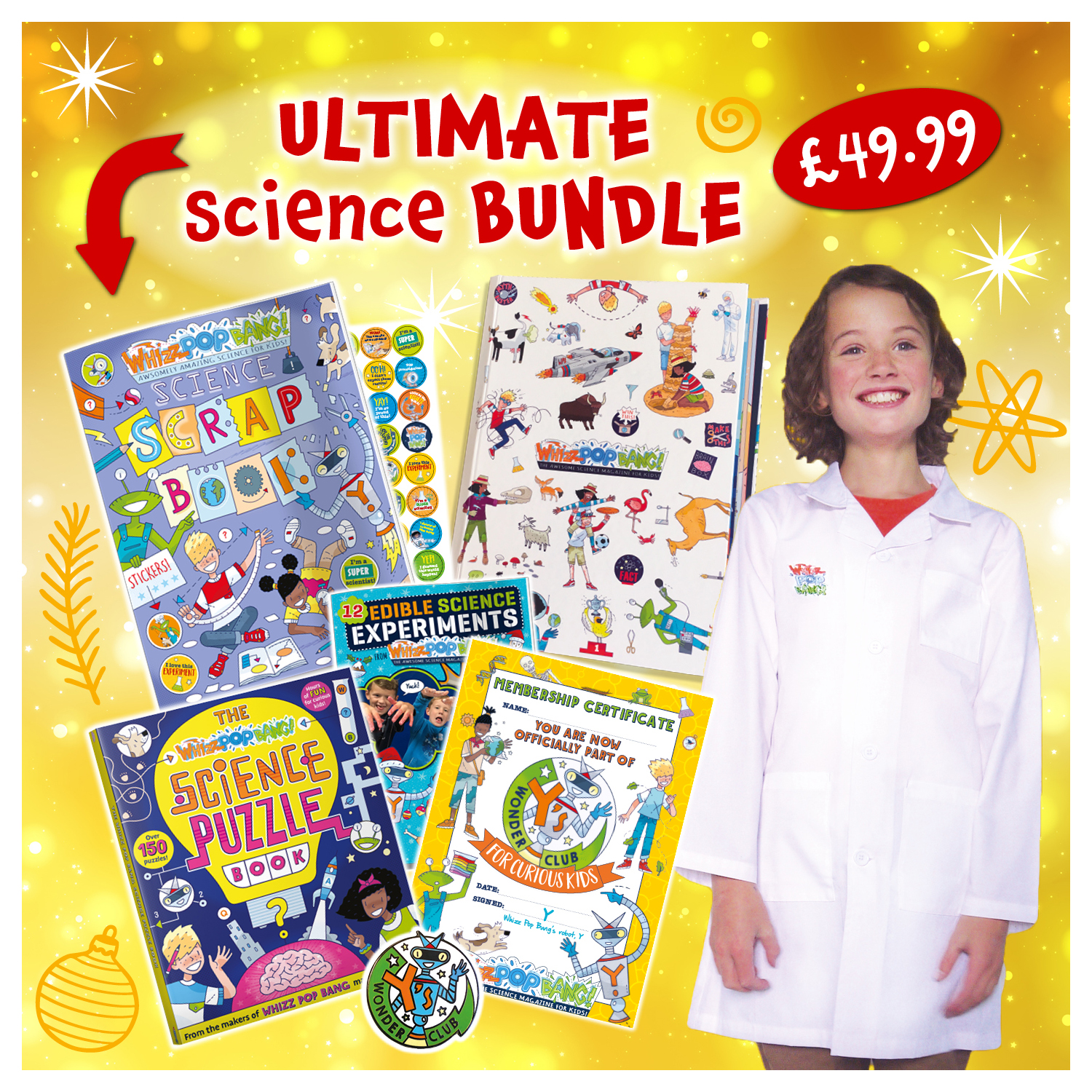 Ultimate Science Bundle
