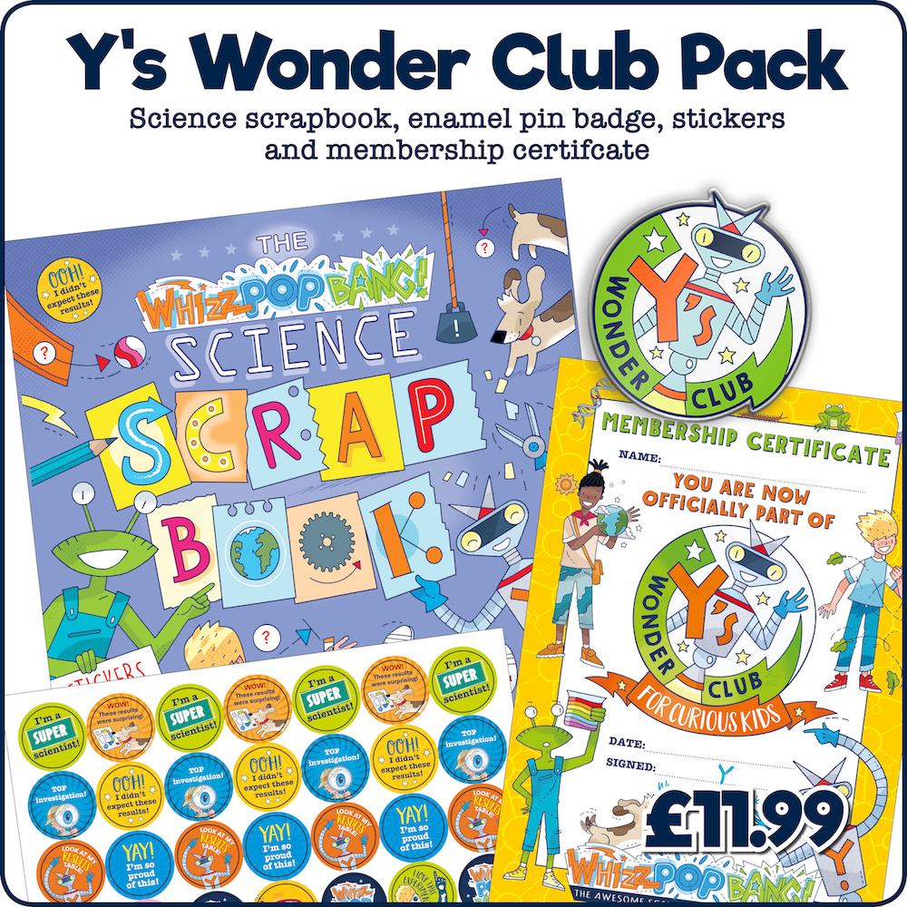 Y's Wonder Club Pack